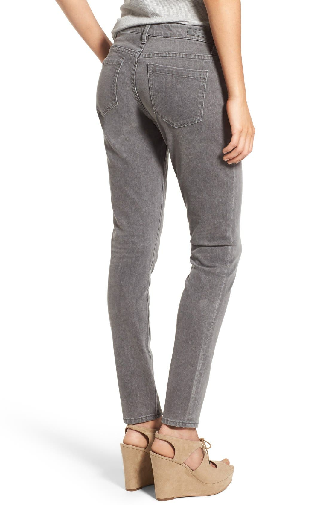 Alternate Image 2  - BLANKNYC Skinny Jeans (Fifty Shades)