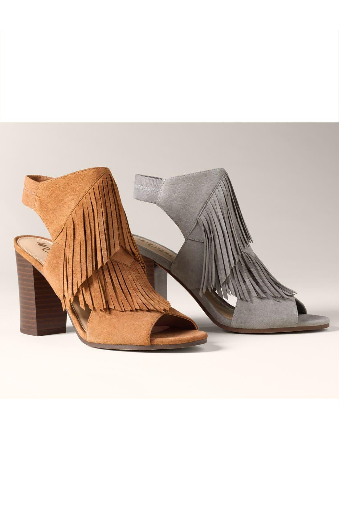 Alternate Image 5  - Sam Edelman 'Elaine' Fringe Sandal (Women)