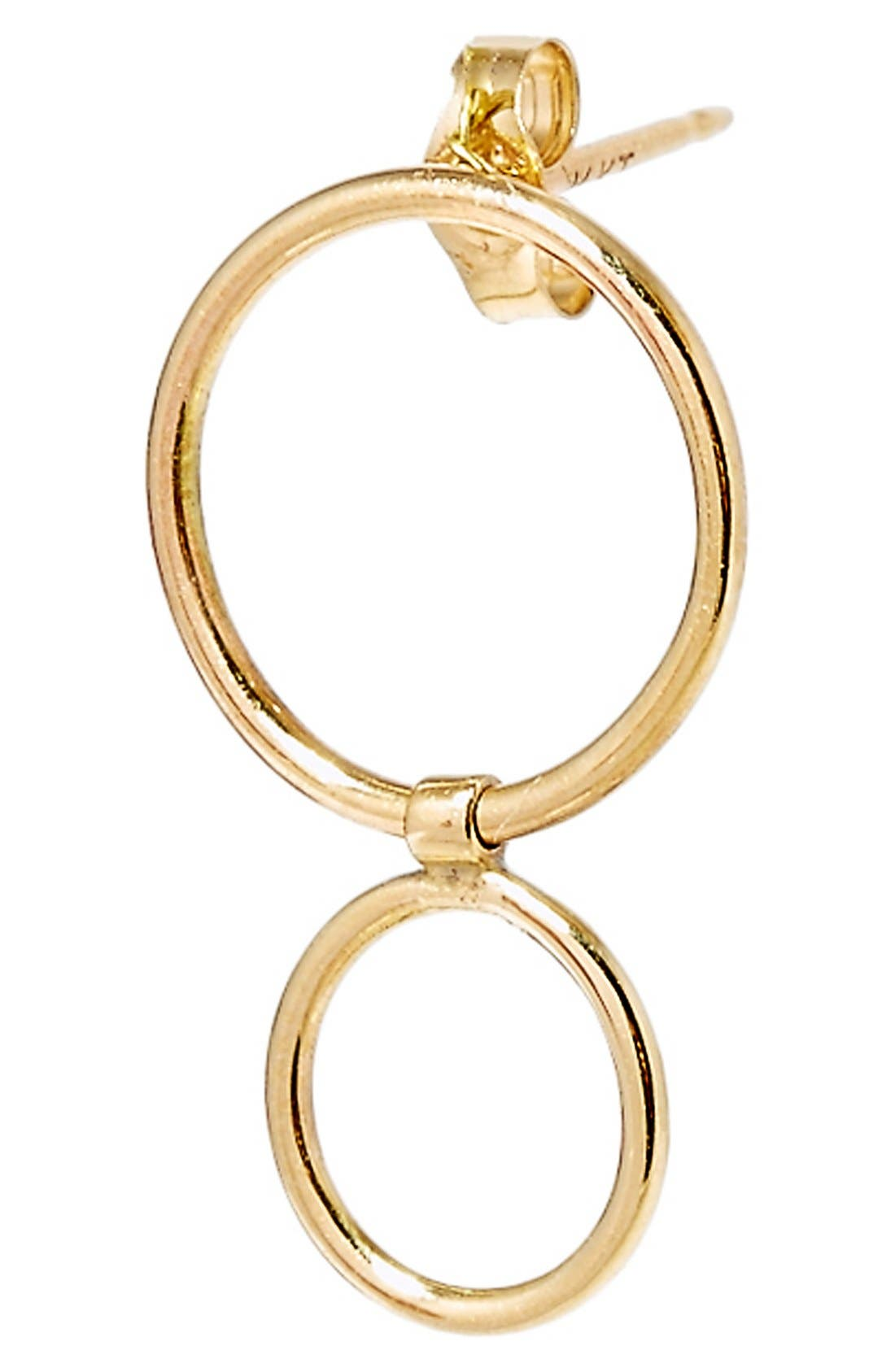 SARAH & SEBASTIAN 'Two Bubble' Statement Earring