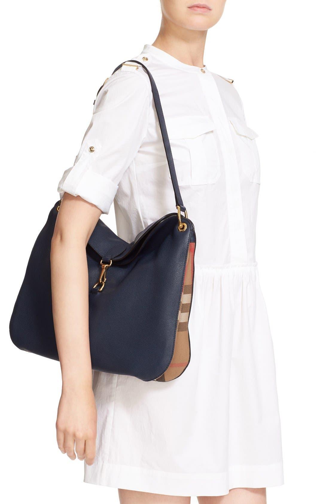 Alternate Image 2  - Burberry 'Medium Cornwall' Shoulder Bag