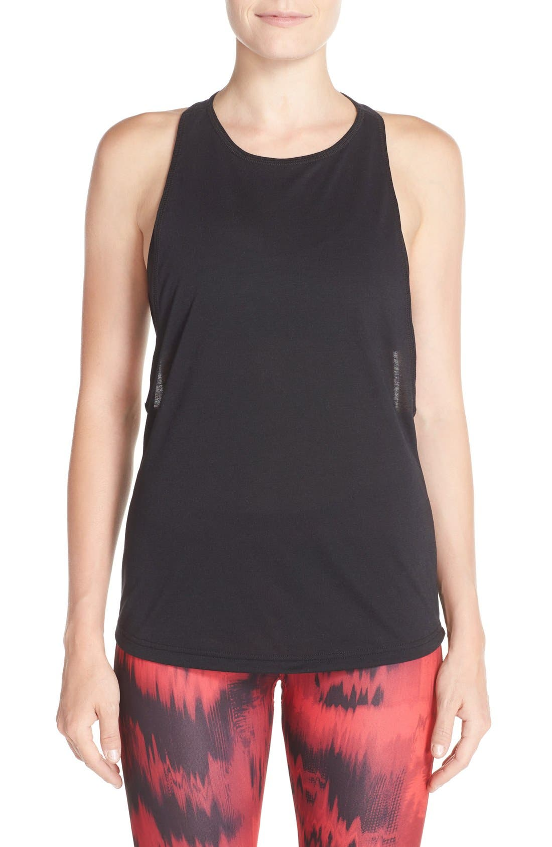 Alternate Image 1 Selected - adidas 'Performer' Climalite® Tank
