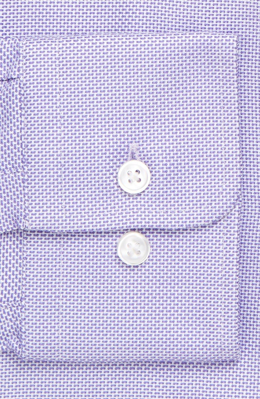 Alternate Image 4  - BOSS Sharp Fit Dress Shirt