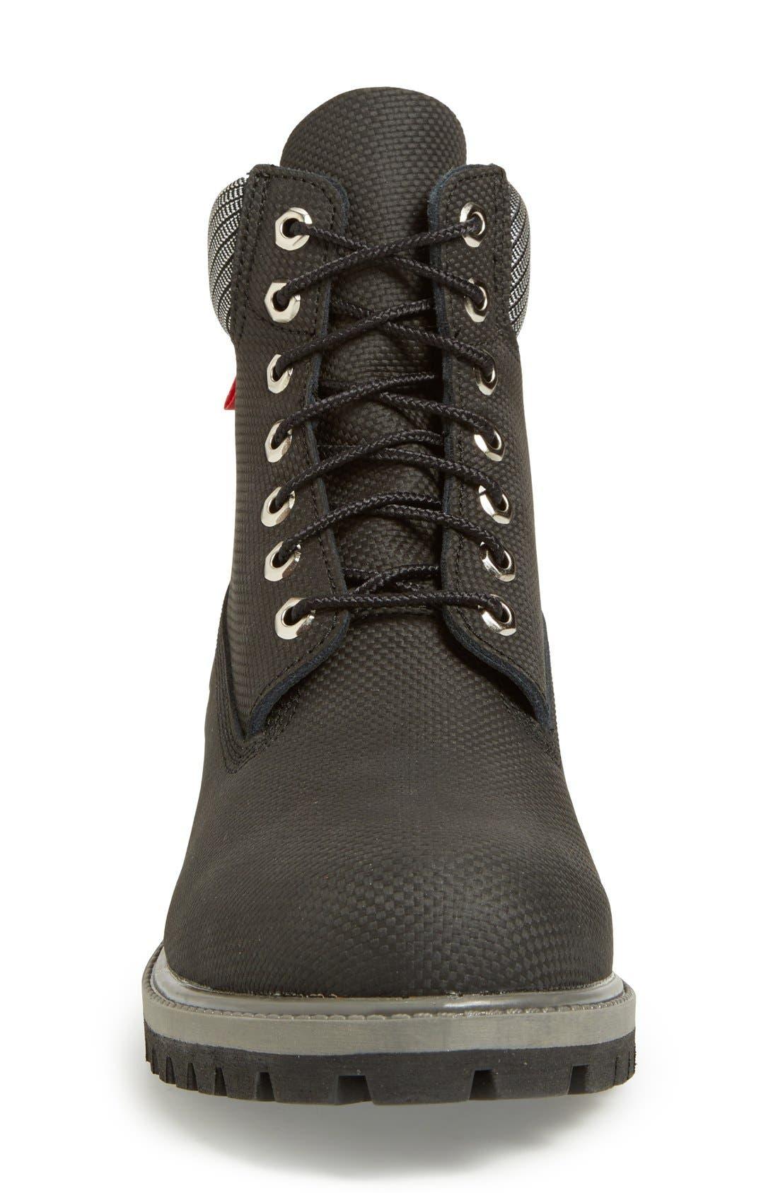 Alternate Image 3  - Timberland 'Premium' Waterproof Plain Toe Boot (Men)