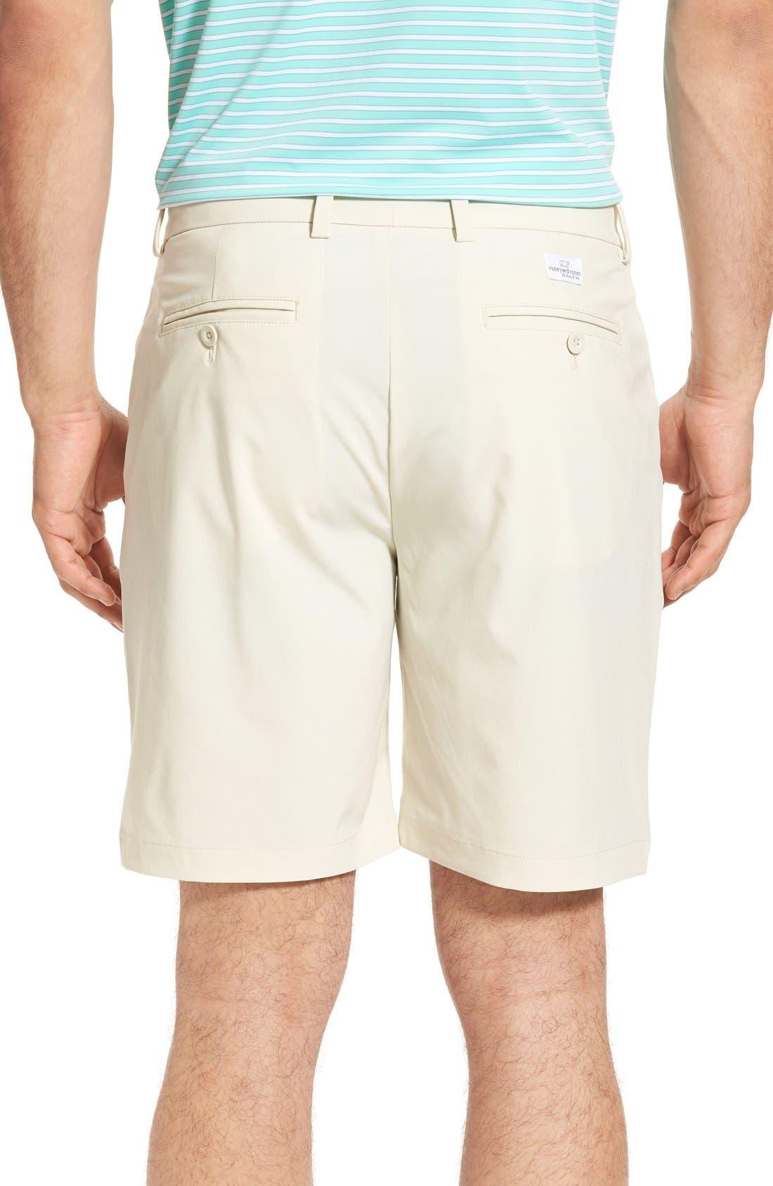 8 Inch Performance Breaker Shorts,                             Alternate thumbnail 2, color,                             Stone