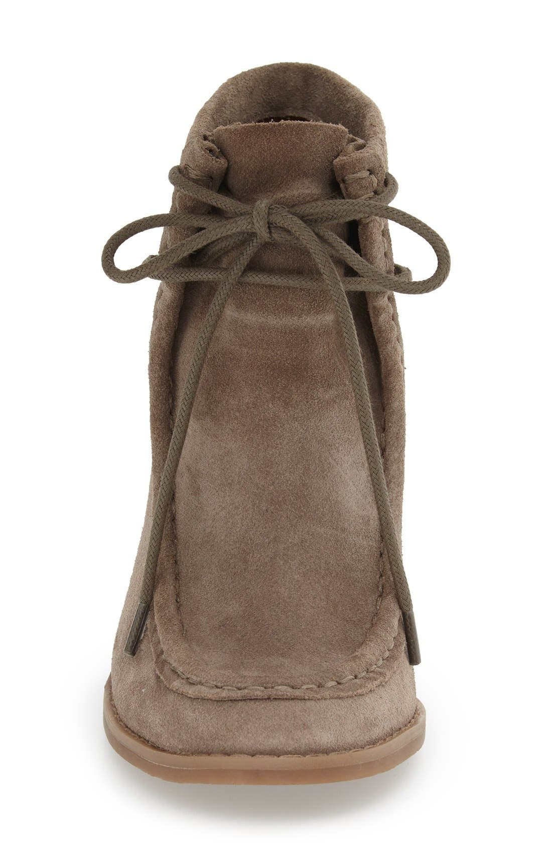 Alternate Image 3  - Lucky Brand 'Ysabel' Wedge Chukka Boot (Women)