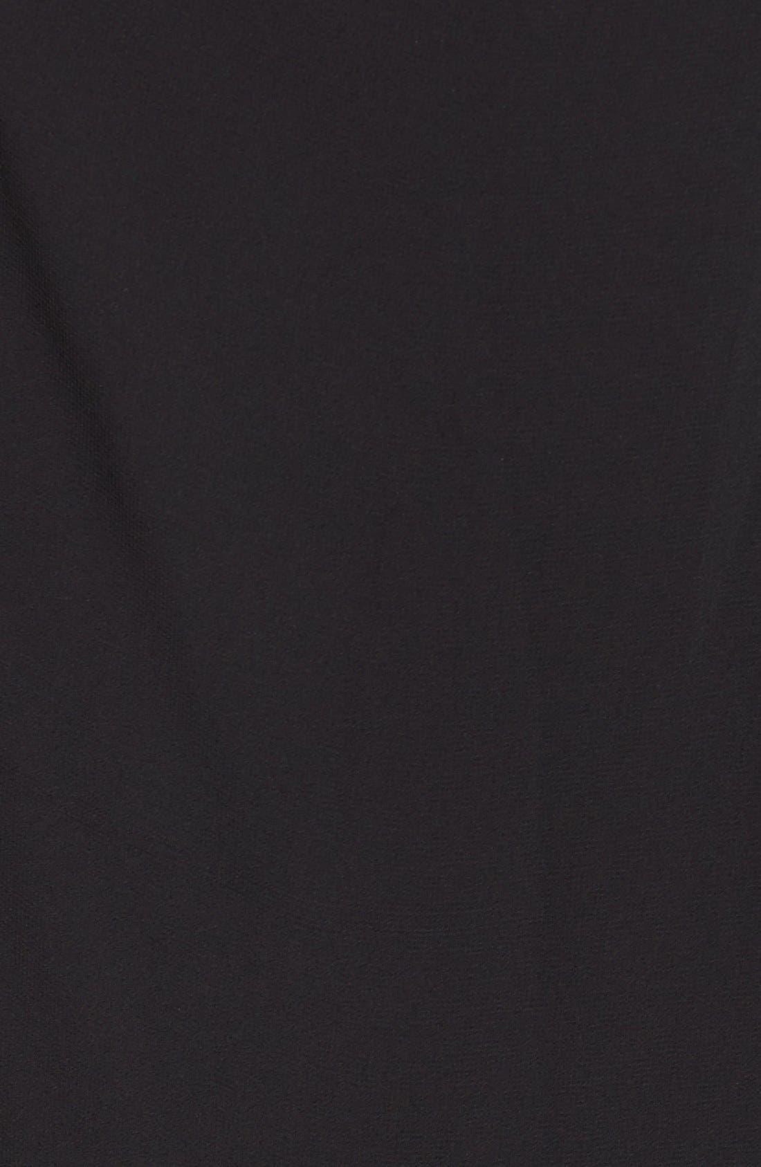 Alternate Image 5  - ASTR Gathered Front Layer Dress