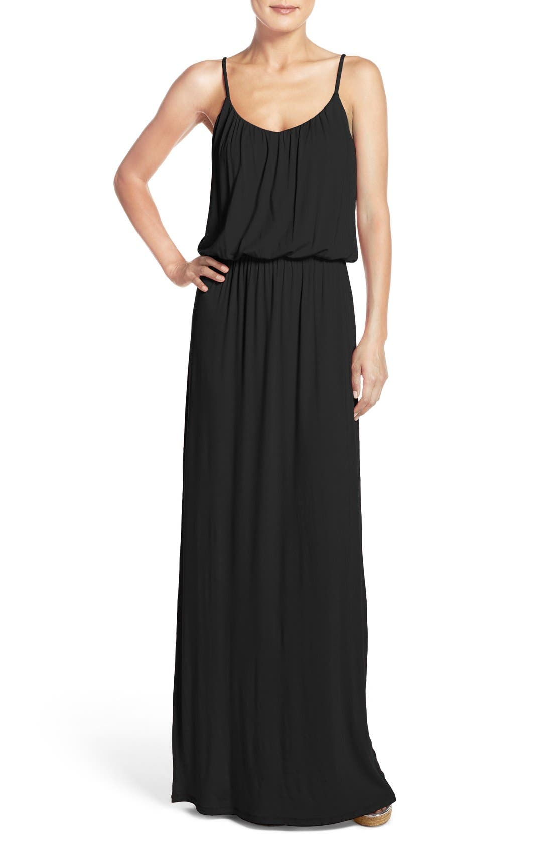 Felicity & Coco Jersey Blouson Dress (Nordstrom Exclusive)