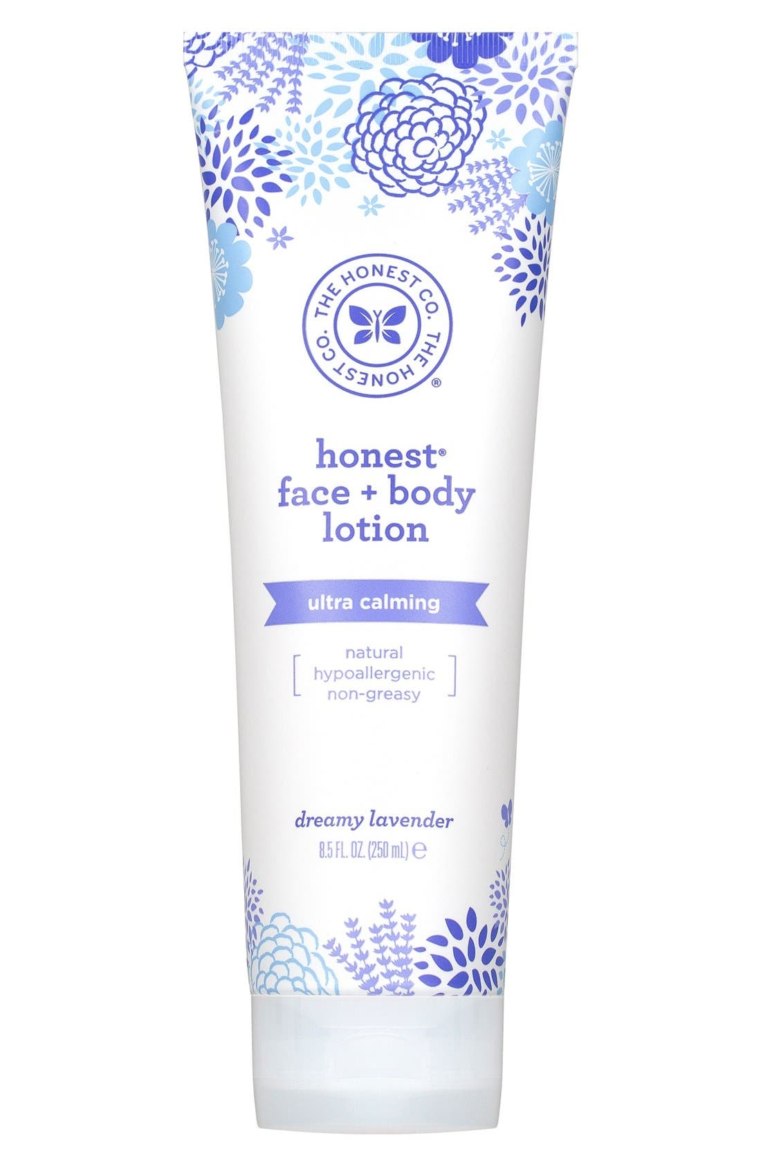 The Honest Company Ultra Calming Face & Body Lotion