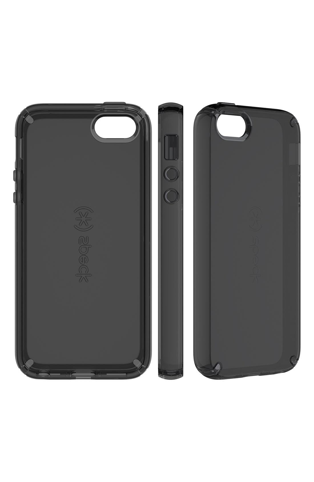 Alternate Image 1 Selected - Speck Candyshell iPhone 5, 5s & SE Case