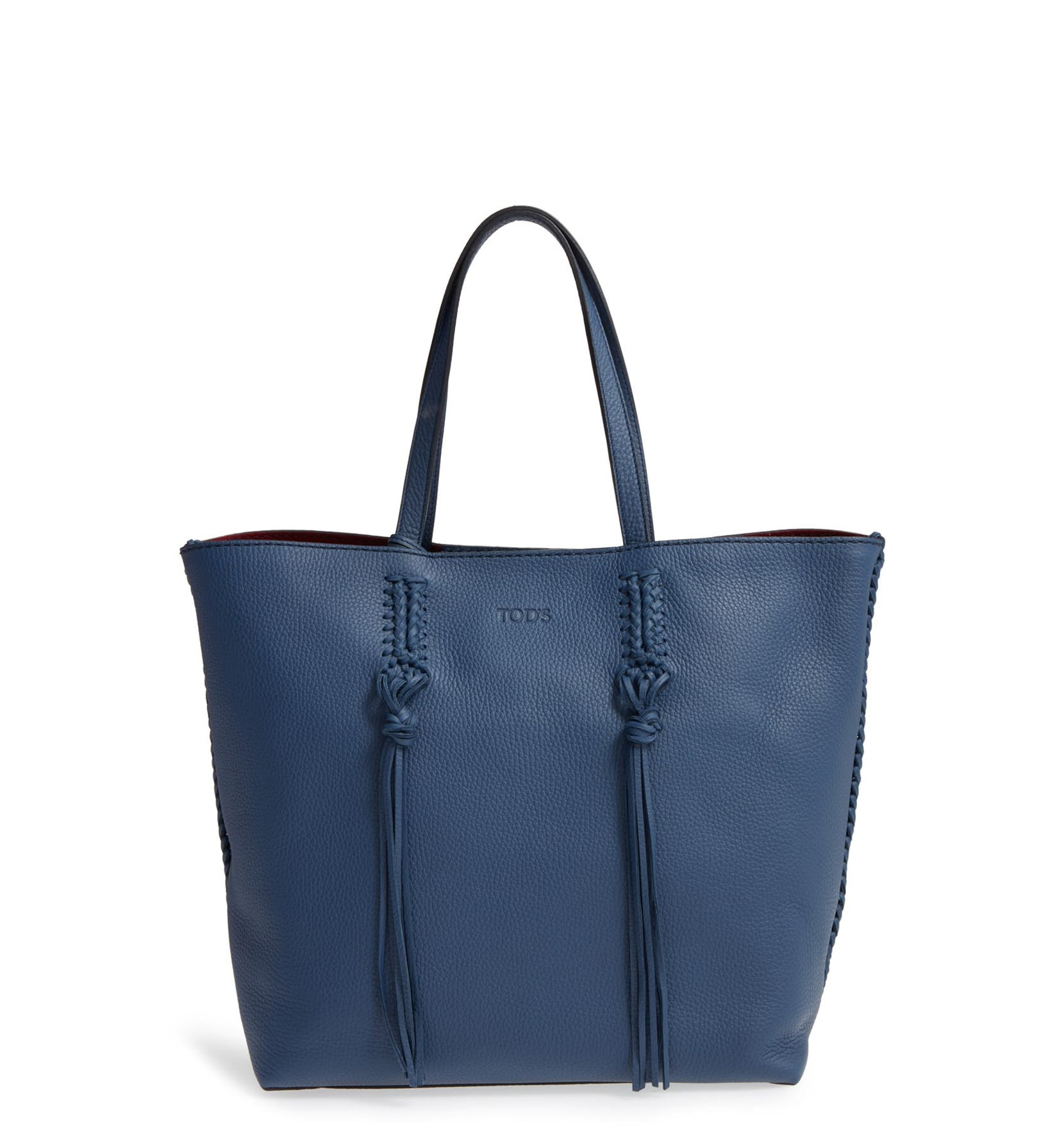 Tod\'s \'Medium Gipsy\' Leather Tote | Nordstrom