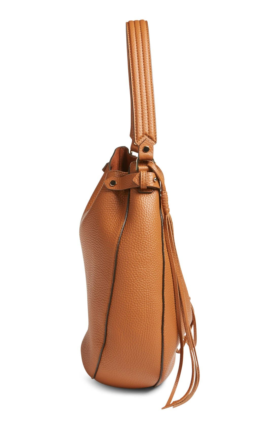 Alternate Image 5  - Rebecca Minkoff 'Darren' Leather Hobo Bag