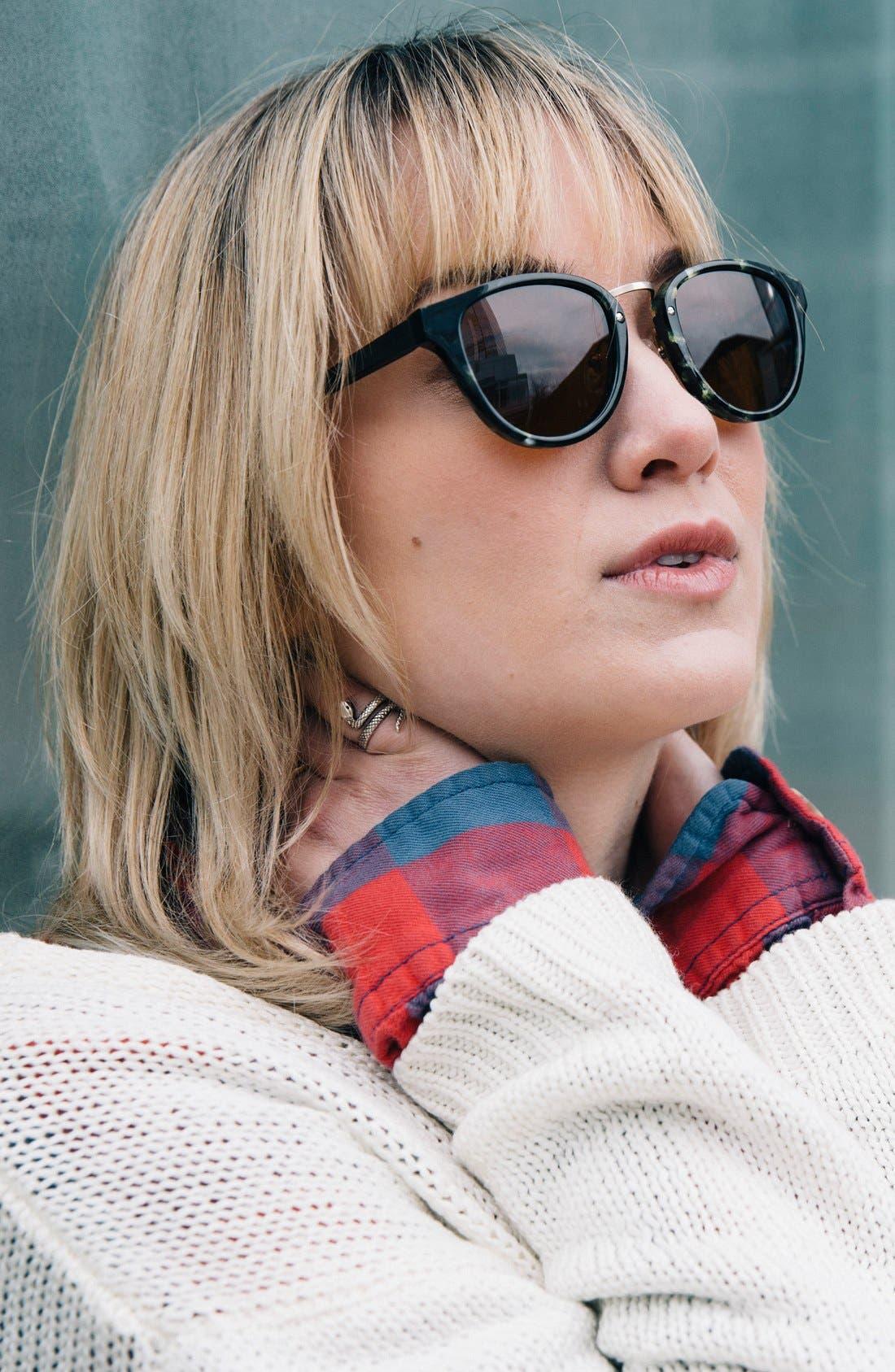 Alternate Image 2  - Shwood 'Ainsworth' 49mm Polarized Sunglasses