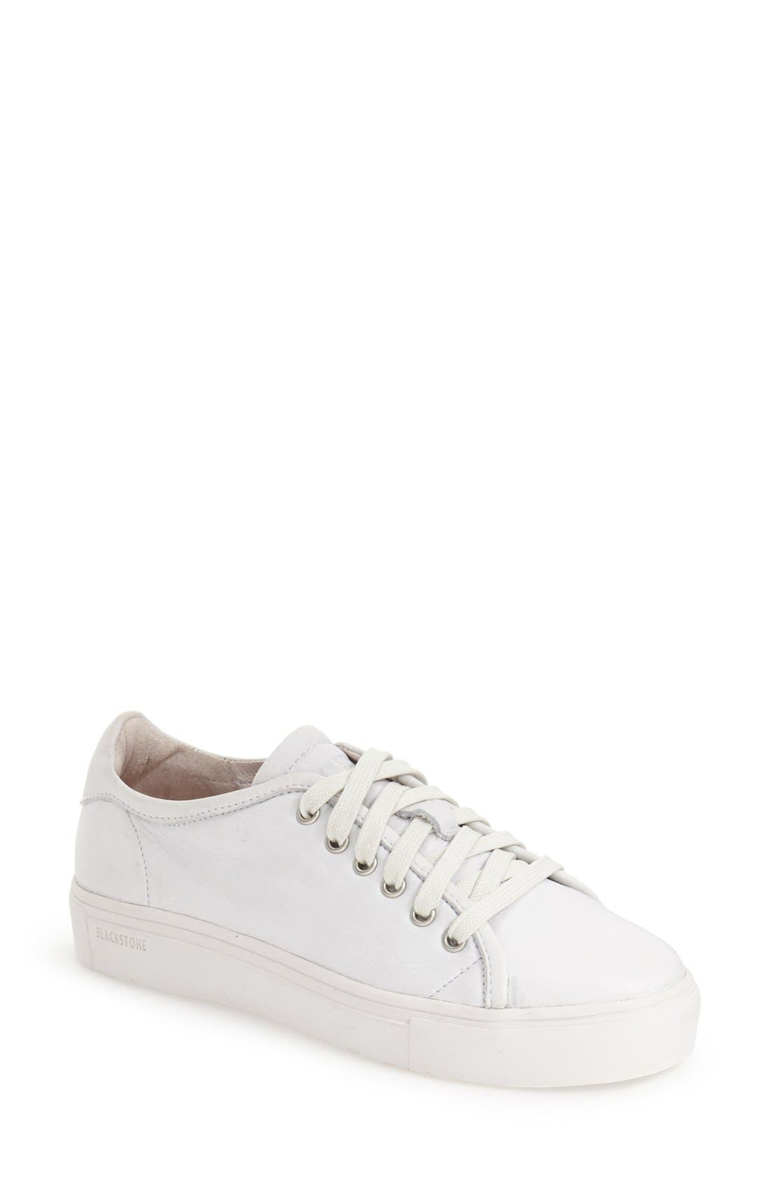 'LL64' Sneaker,                             Main thumbnail 1, color,                             White Leather