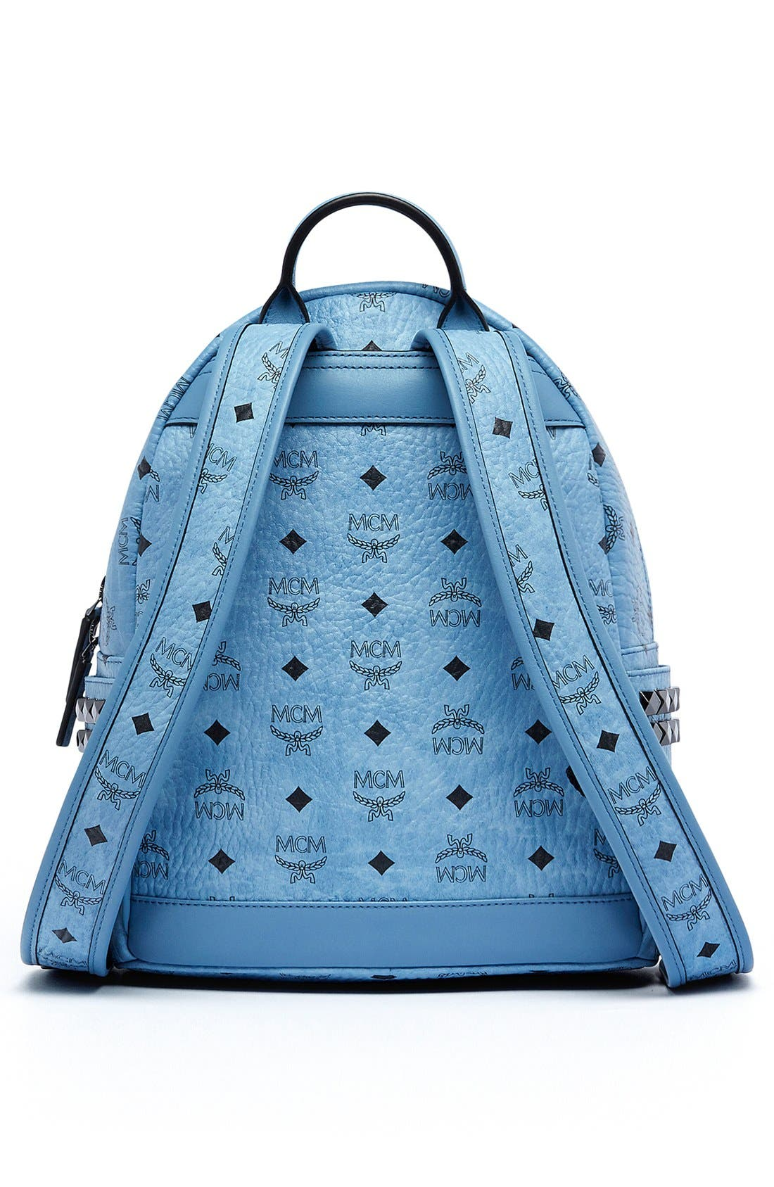 Alternate Image 3  - MCM 'Small Stark' Side Stud Backpack
