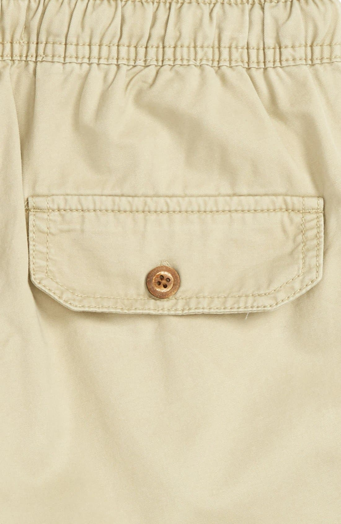 Alternate Image 3  - Tucker + Tate Cotton Twill Shorts (Toddler Boys, Little Boys & Big Boys)