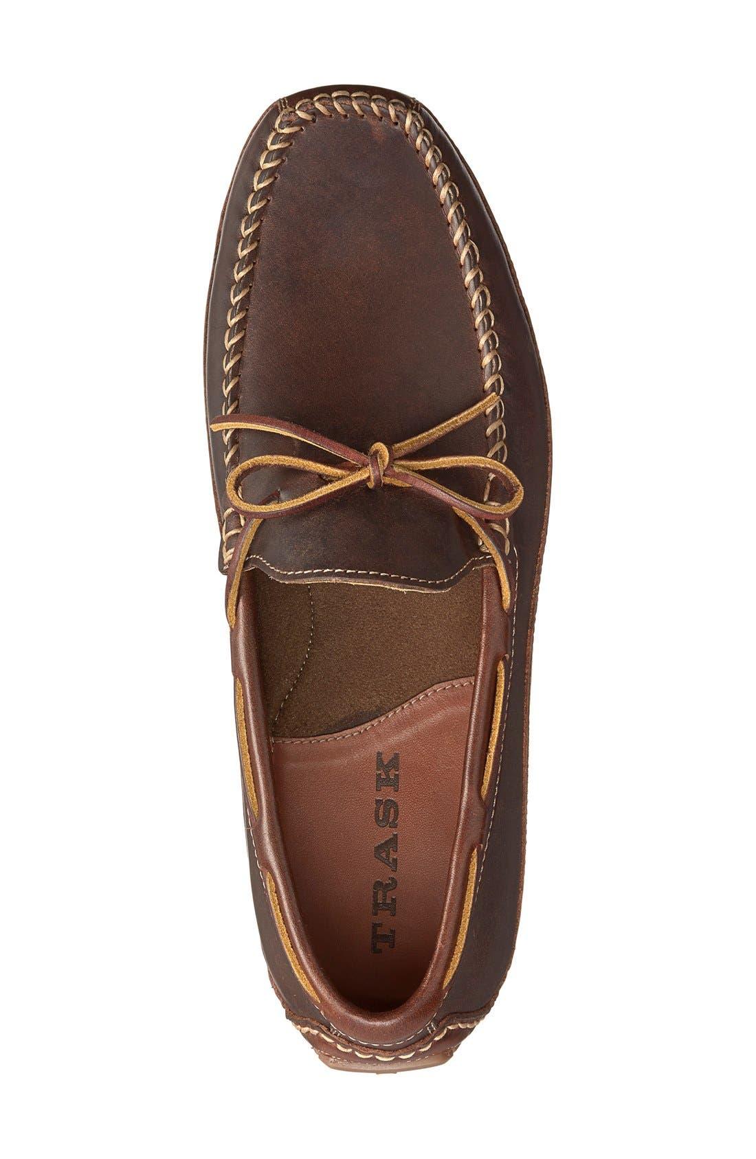 Alternate Image 3  - Trask 'Drake' Leather Driving Shoe