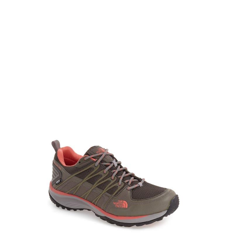 North Face Women S Hiking Shoe Hydroseal