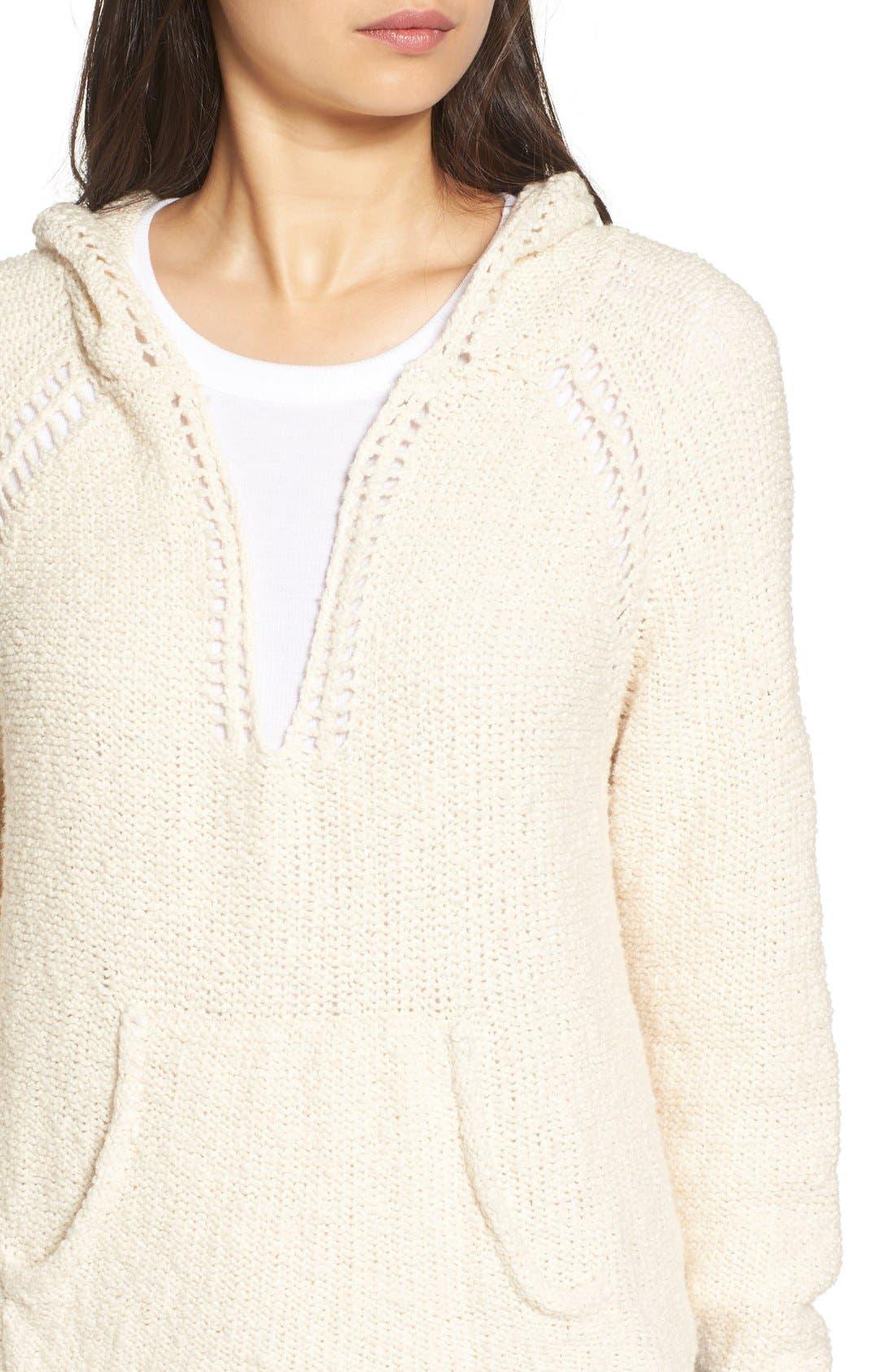 Alternate Image 4  - Billabong 'Seaside Ryder' Hooded Pullover