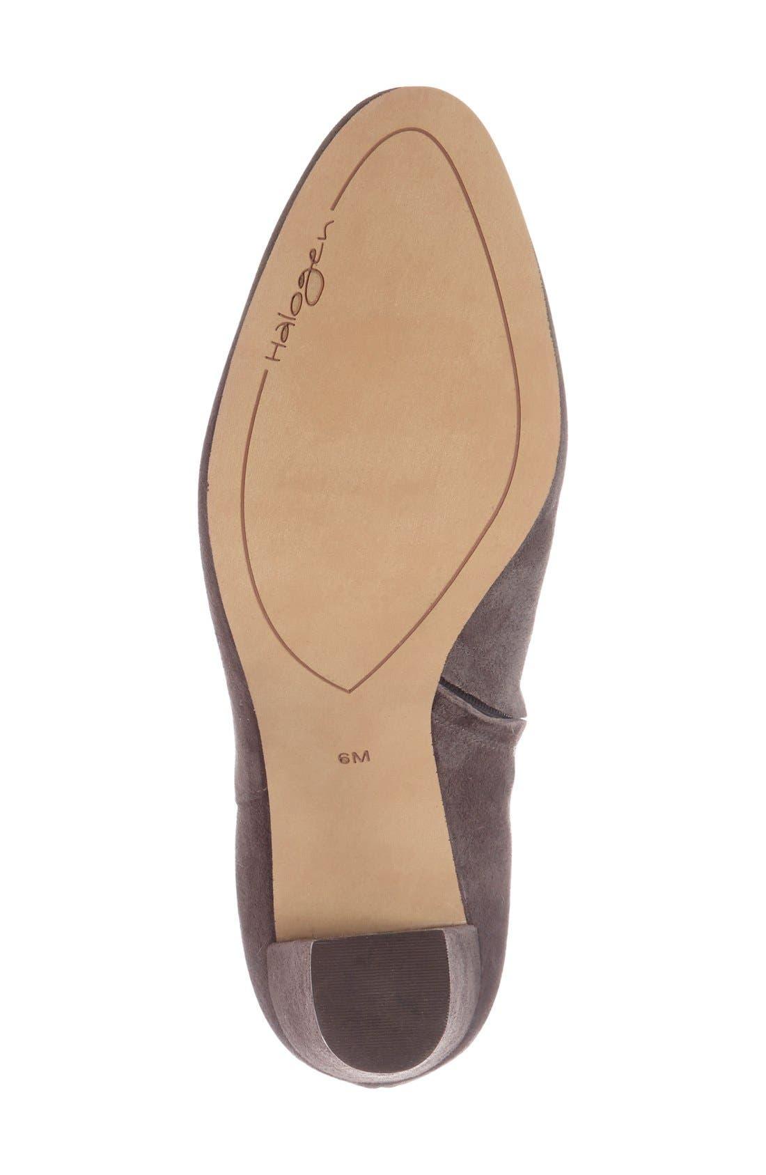 Alternate Image 4  - Halogen® 'Noble' Over the Knee Boot (Women)
