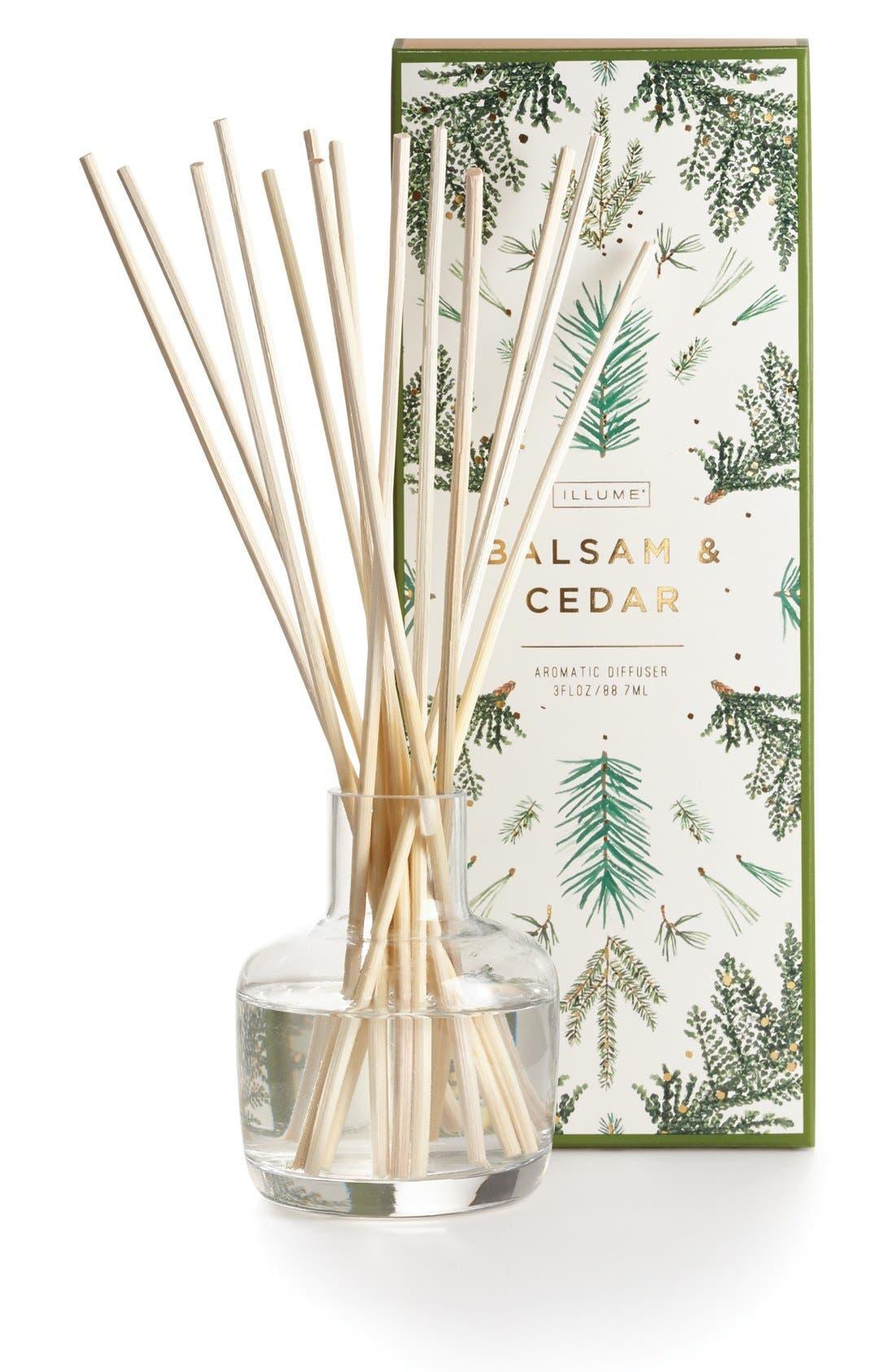 ILLUME® 'Winter Season' Reed Diffuser