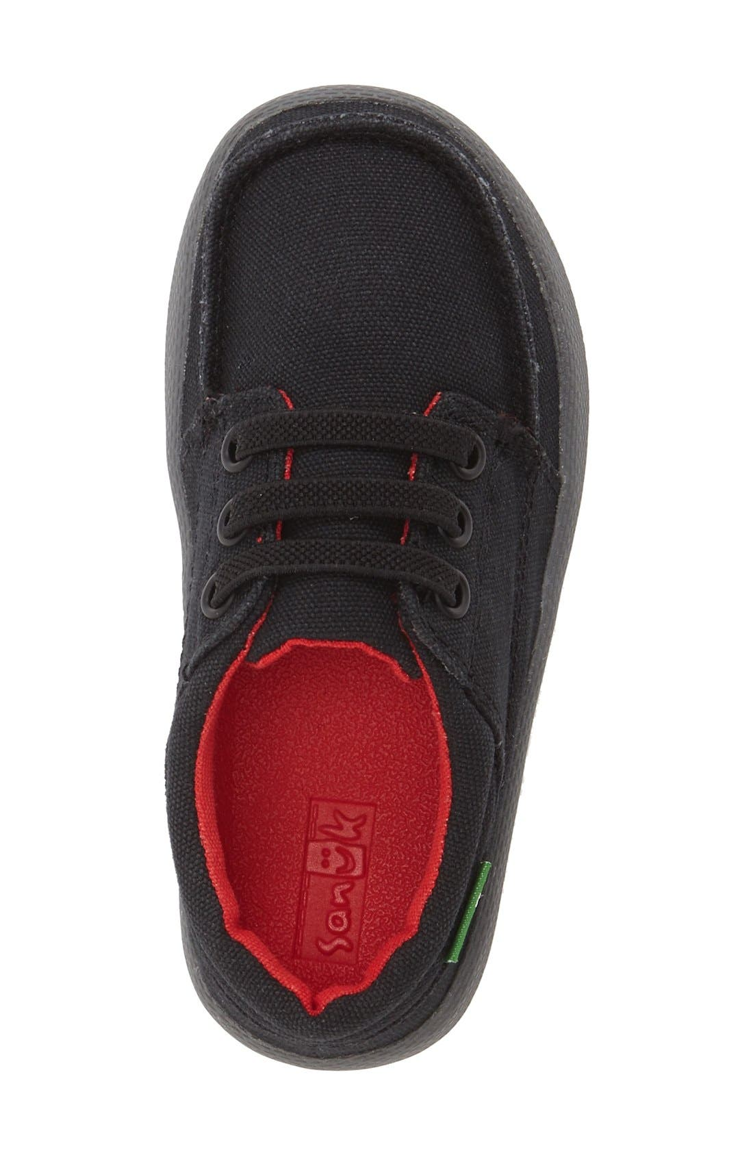'Lil Tko' Sneaker,                             Alternate thumbnail 3, color,                             Black