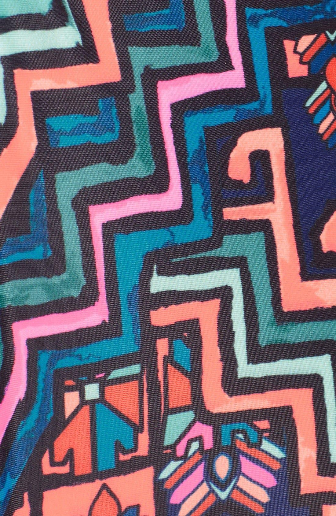 Alternate Image 5  - Mara Hoffman Twist Front One-Piece Swimsuit