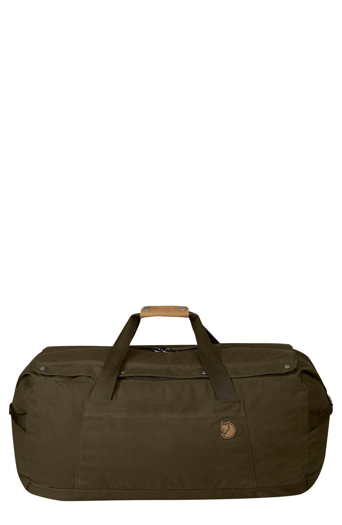 Fjällräven 'Duffel Bag No. 6' Large Duffel Bag
