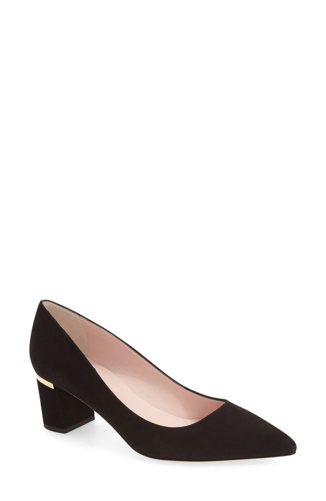 Alternate Image 1 Selected - kate spade new york 'milan too' pointy toe pump (Women)