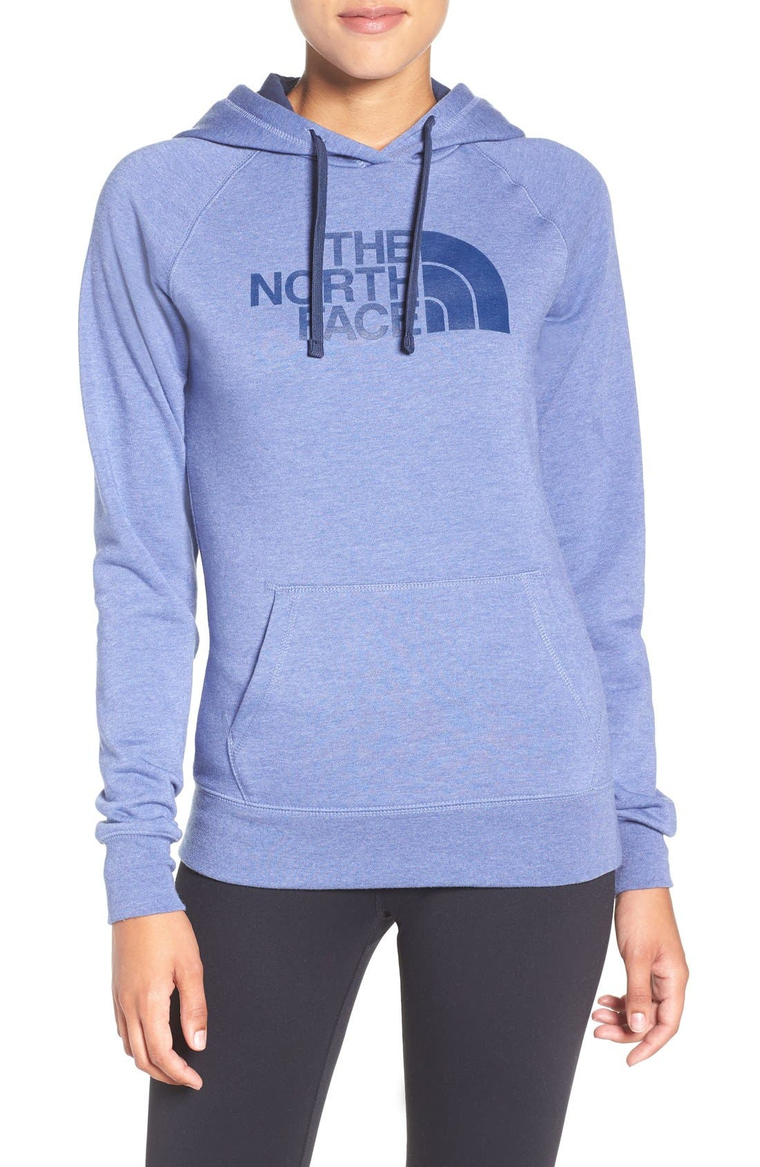 Alternate Image 1 Selected - The North Face Half Dome Hoodie