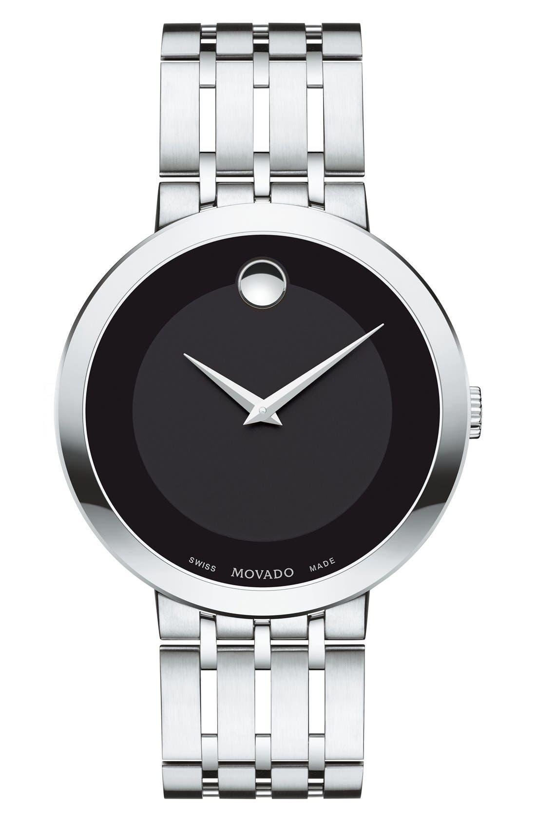 MOVADO Esperanza Bracelet Watch, 39mm