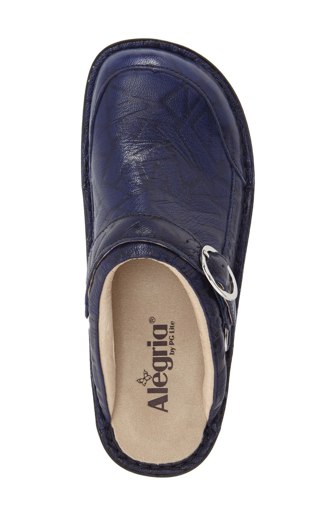 Alternate Image 3  - Alegria Seville Water Resistant Clog (Women)