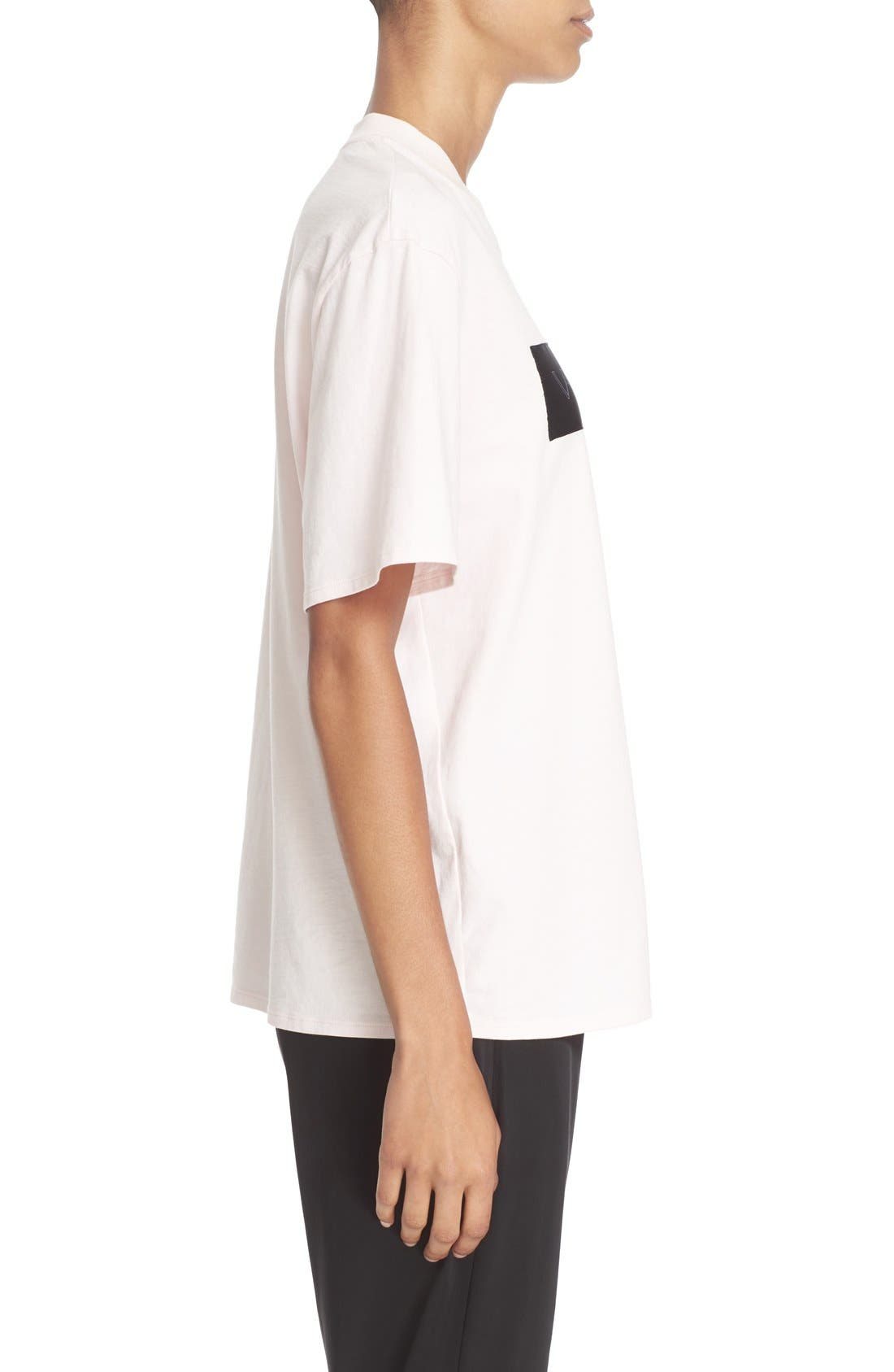 Alternate Image 3  - Alexander Wang Label Patch Tee