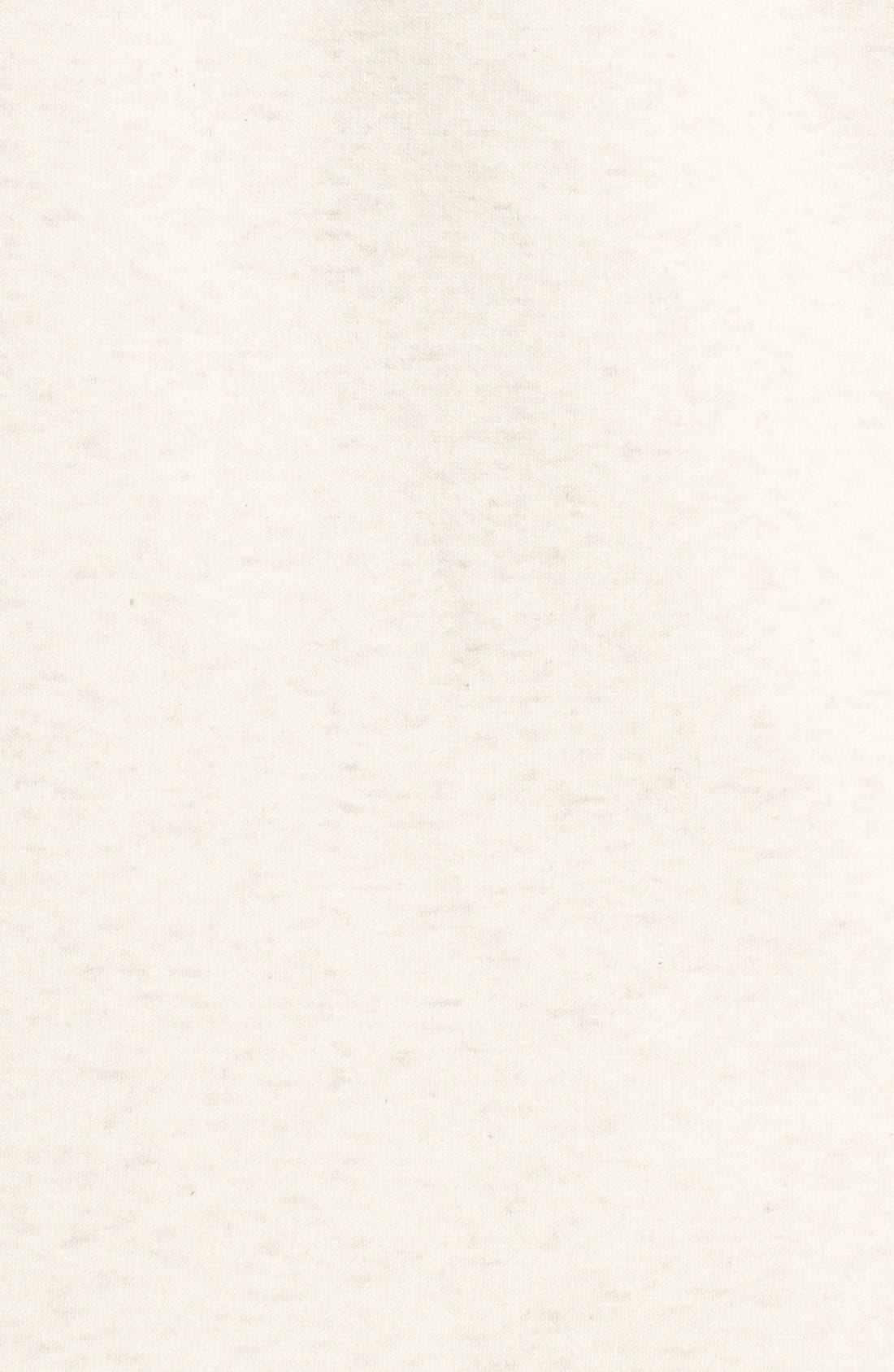 Alternate Image 5  - UGG® 'Mavis' Stretch Cotton Zip-Up Hoodie