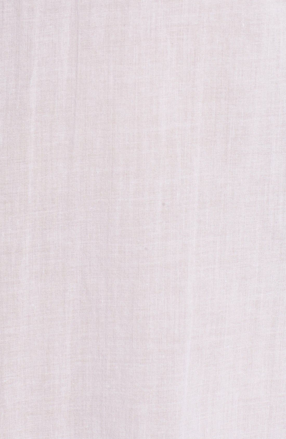 Alternate Image 5  - Vilebrequin Cotton Voile Sport Shirt