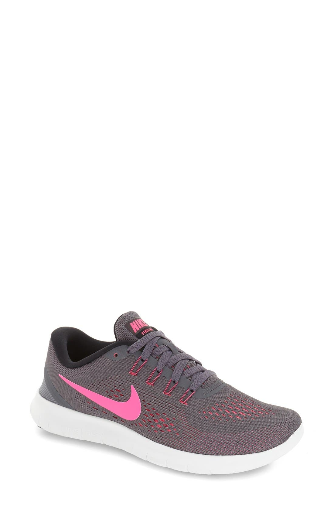 Alternate Image 1 Selected - Nike Free RN Running Shoe (Women)