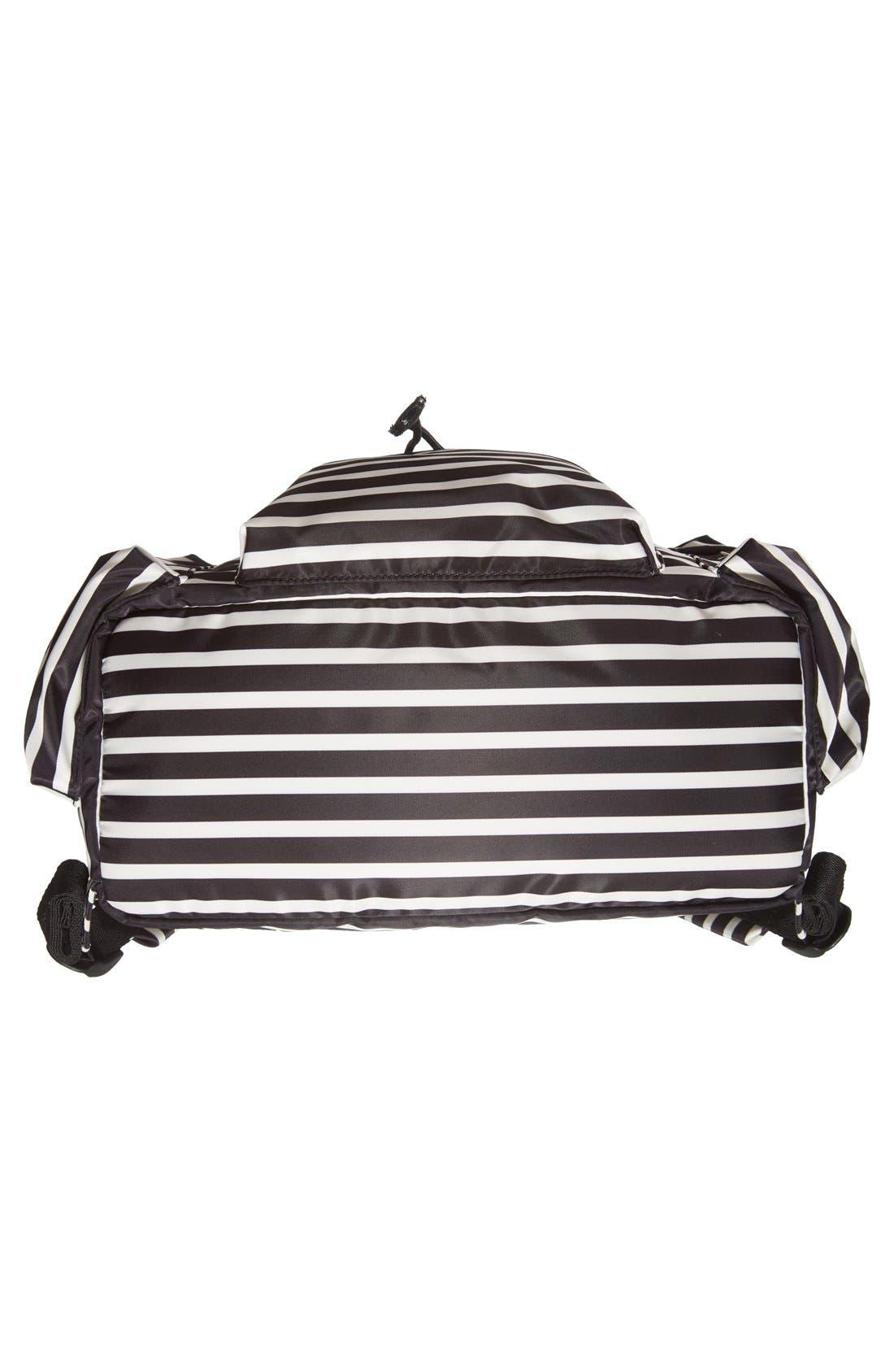 Alternate Image 6  - kate spade new york 'classic - clay' nylon backpack