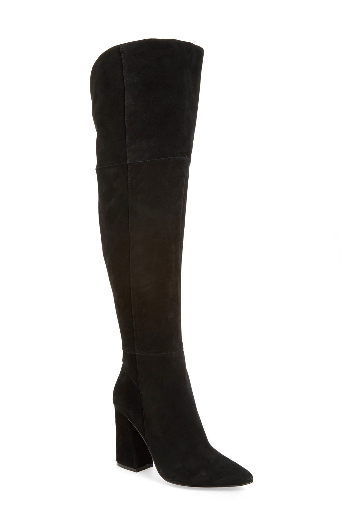 Kristin Cavallari 'Saffron' Over the Knee Boot (Women)