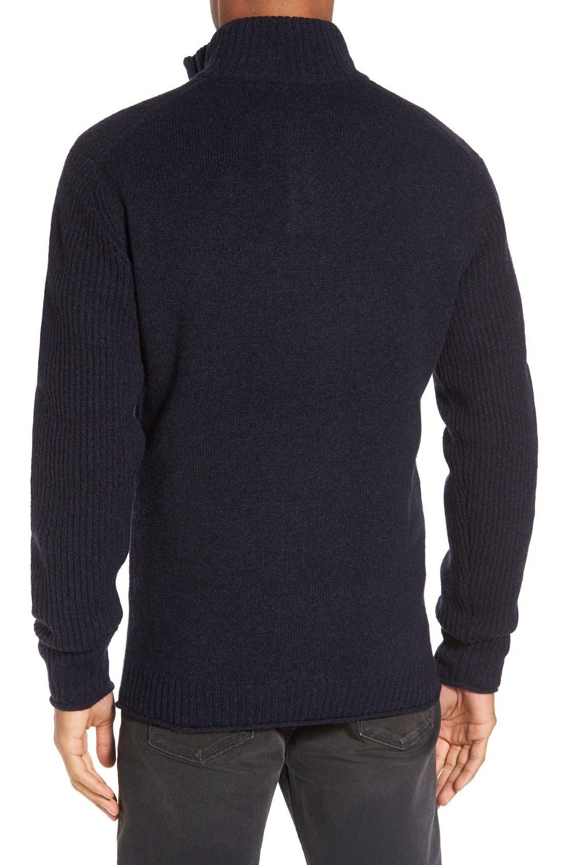 Alternate Image 2  - Rodd & Gunn Birkenhead Mock Neck Sweater