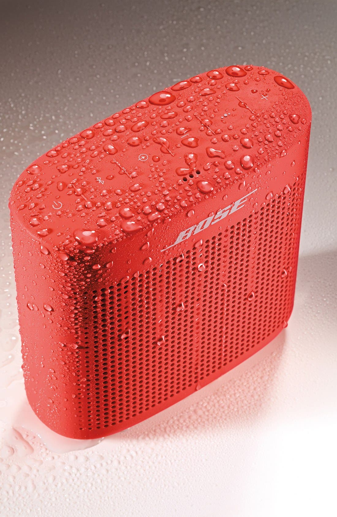 SoundLink<sup>®</sup> Color Bluetooth<sup>®</sup> Speaker II,                             Alternate thumbnail 8, color,                             Coral Red