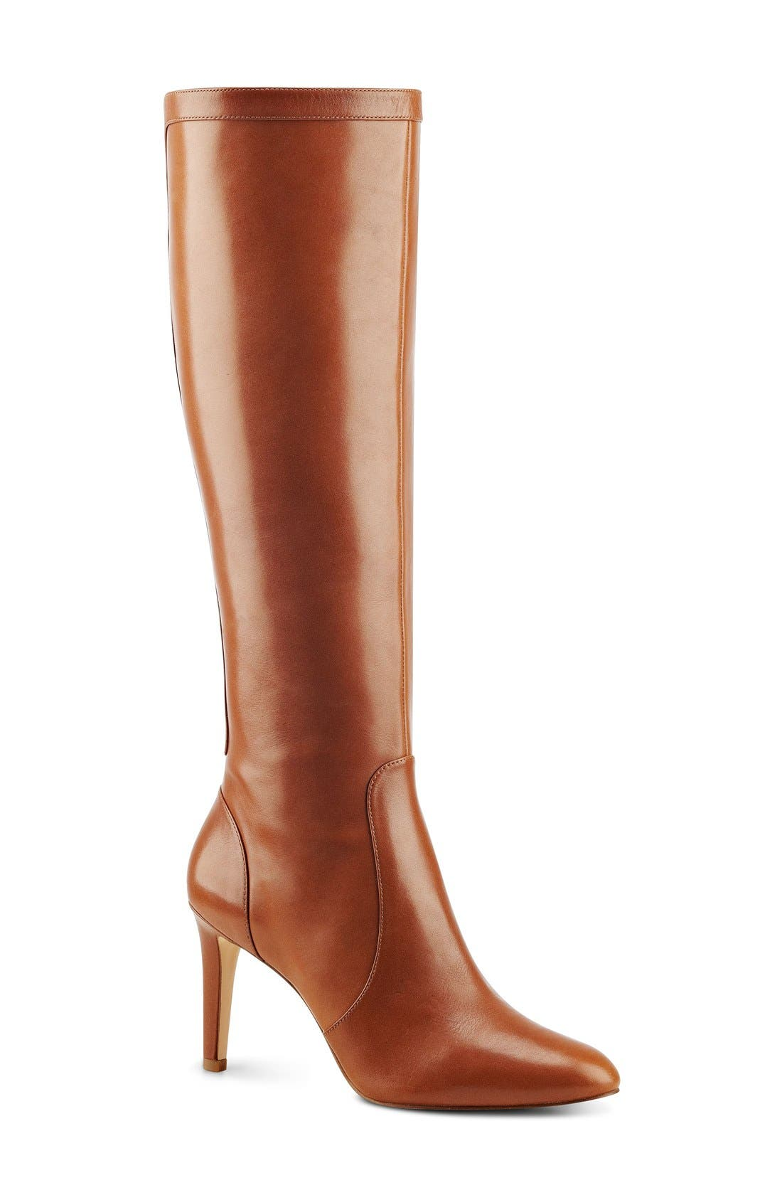 Main Image - Nine West 'Hold Tight' High Heel Boot