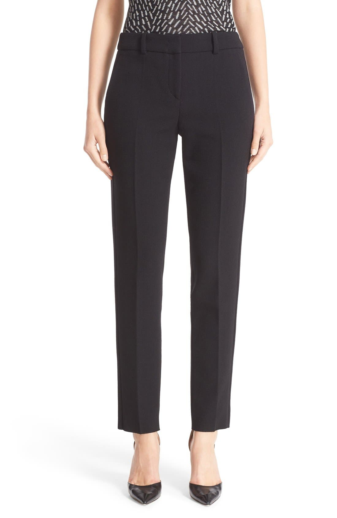 Armani Collezioni Two-Way Stretch Pants