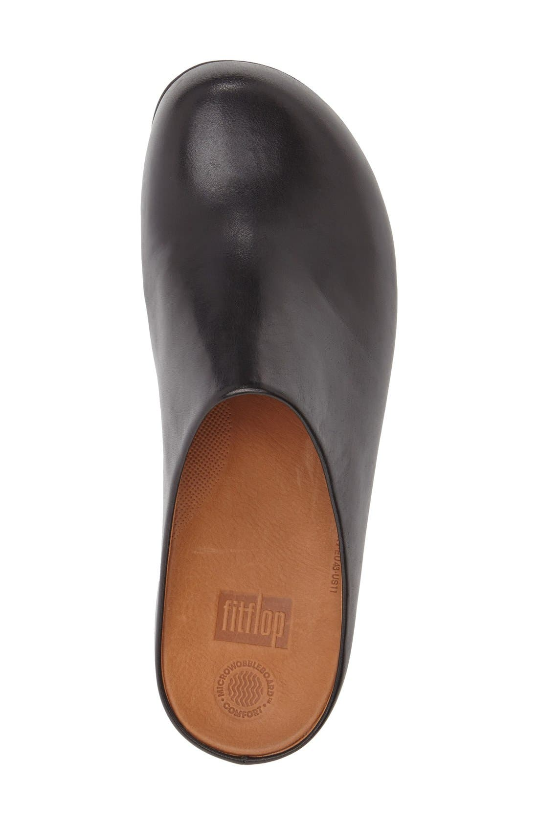 Alternate Image 3  - FitFlop 'Shuv™' Leather Clog