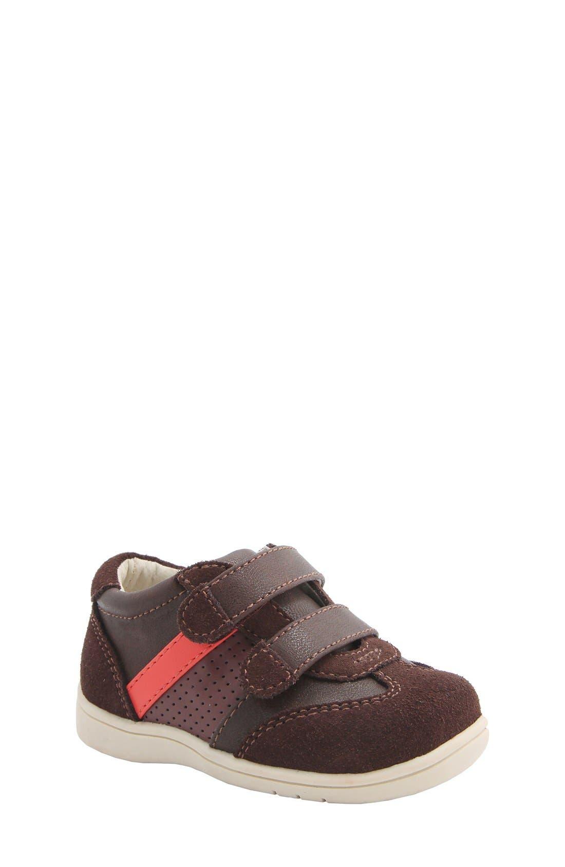 Alternate Image 1 Selected - Nina 'Everest' Sneaker (Baby & Walker)