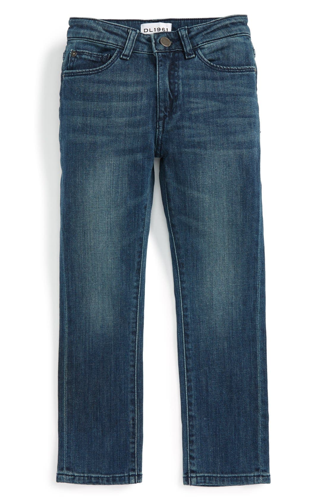 'Hawke' Skinny Jeans,                             Main thumbnail 1, color,                             Scabbard