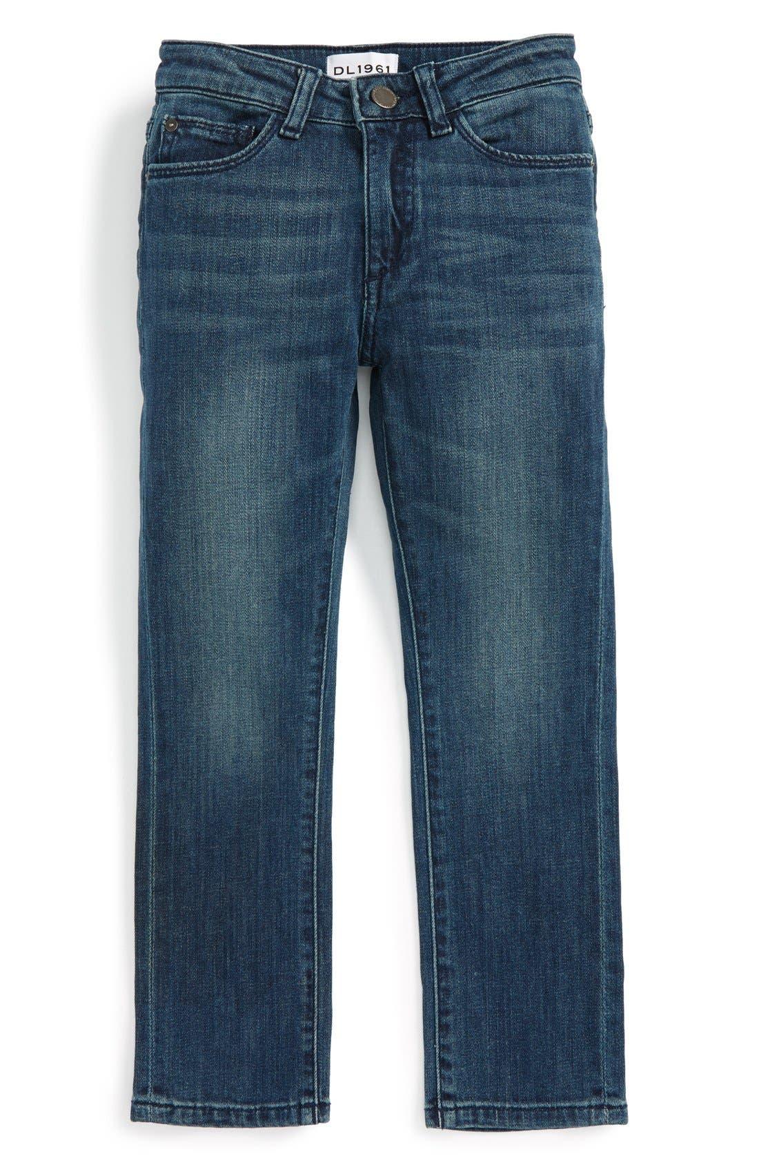 'Hawke' Skinny Jeans,                         Main,                         color, Scabbard