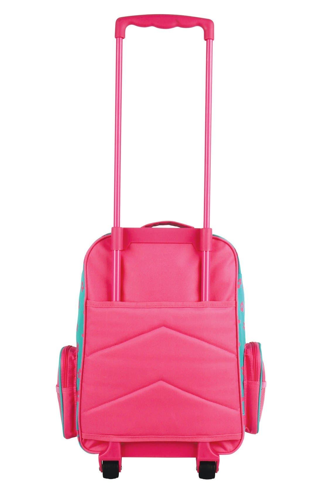 Alternate Image 3  - Stephen Joseph Rolling Suitcase (Kids)