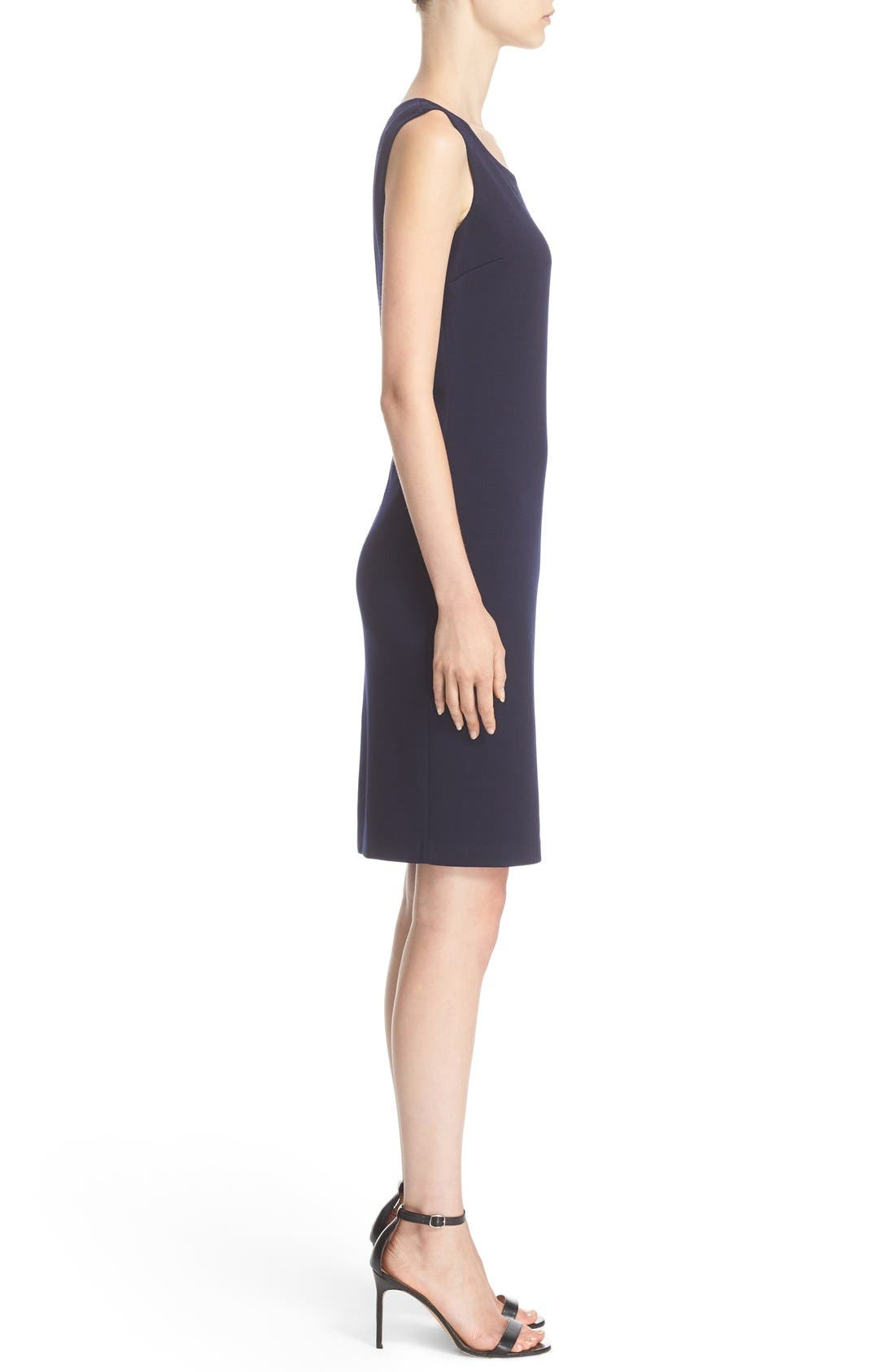 Alternate Image 5  - St. John Collection Milano Knit Sheath Dress