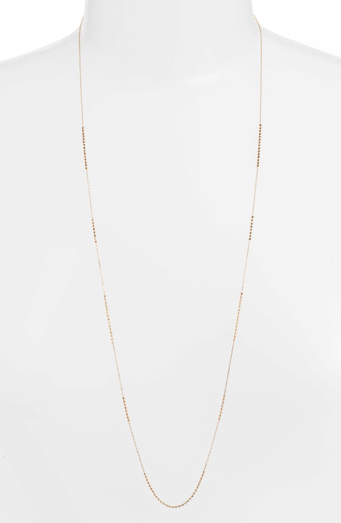 Main Image - Poppy Finch 'Shimmer' Strand Necklace