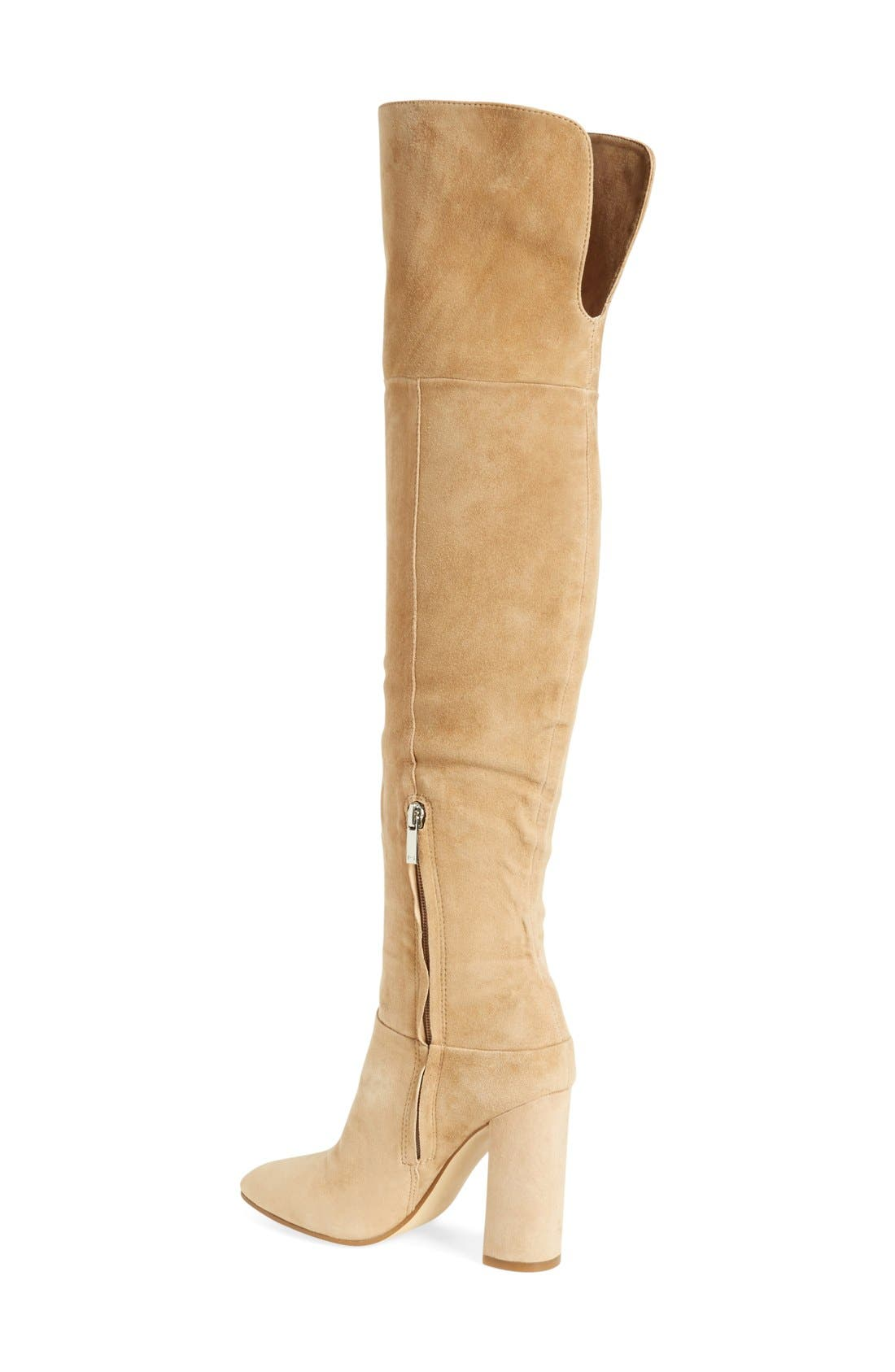 Alternate Image 2  - Marc Fisher LTD 'Breley' Over the Knee Boot (Women)