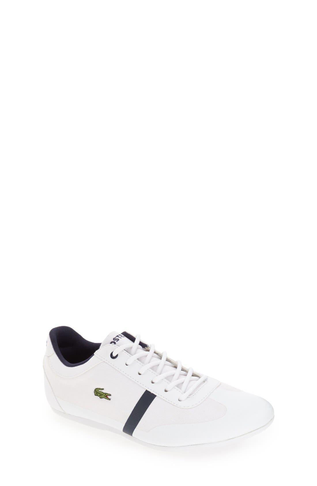 Lacoste 'Misano' Sport Sneaker (Little Kid & Big Kid)